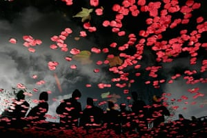 Remembrance day: armistice day is observed throughout the uk