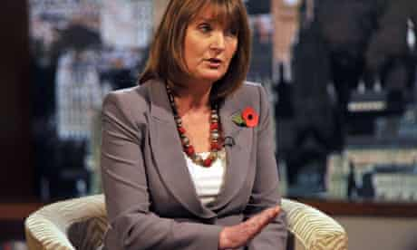 Harriet Harman on The Andrew Marr Show