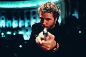 Dino Di Laurentiis: William Petersen In Manhunter, 1986