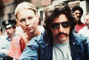 Dino Di Laurentiis: Barbara Eda-Young And Al Pacino In Serpico, 1973, directed By Sidney Lumet