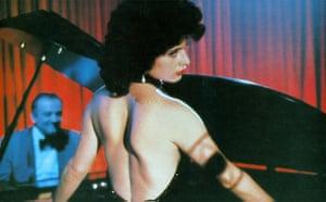 Dino Di Laurentiis: Isabella Rossellini in Blue Velvet, 1986