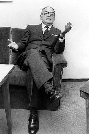 Dino Di Laurentiis: Dino De Laurentiis, producer in 1975