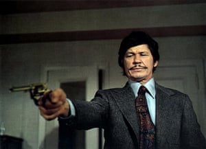 Dino Di Laurentiis: Charles Bronson gets his own back in Death Wish