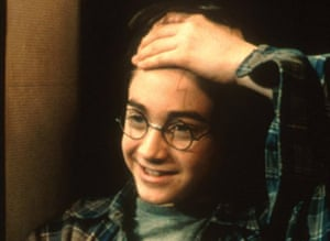 Harry Potter ageing: Harry Potter and the Philosopher's Stone (2001)
