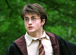 Harry Potter ageing: Harry Potter and the Prisoner of Azkaban (2004)