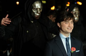 Harry Potter Premiere: Harry Potter and the Deathly Hallows premiere