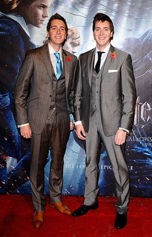 Harry Potter Premiere: Harry Potter and the Deathly Hallows premiere - London