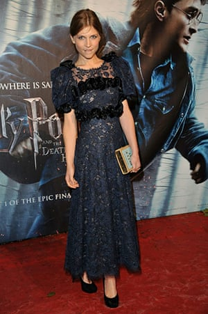 Harry Potter Premiere: Harry Potter And The Deathly Hallows