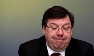 Irish financial crisis brian cowen