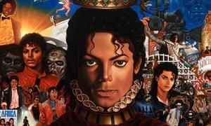 Michael Jackson's Michael album