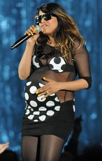 MIA at the Grammy awards in February 2009.