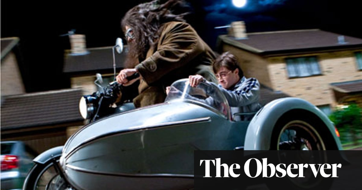 How Harry Potter brought millions to Britain through the