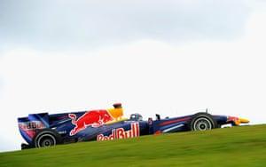 motor sport: F1 Grand Prix of Brazil - Qualifying