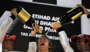 formula one: Red Bull's German driver Sebastian Vette