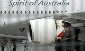 A Qantas A380