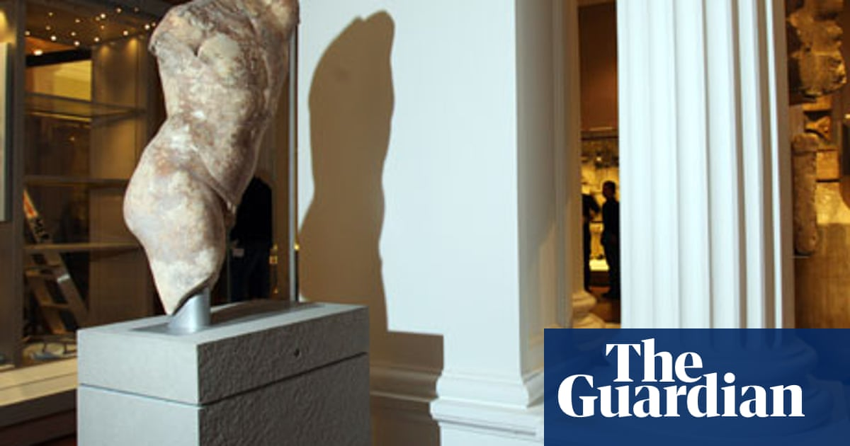 Poem of the week: Apollo's Archaic Torso translated by Sarah