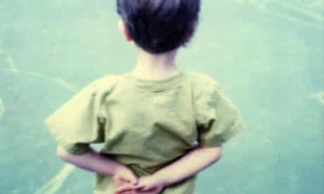 Autism: Lone boy