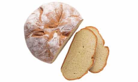 Chickpea cob loaf