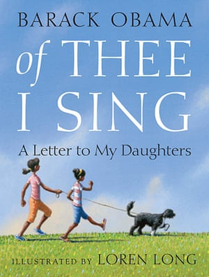 Of Thee I Sing: Of Thee I Sing by Barack Obama