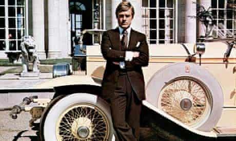 The Great Gatsby Robert Redford