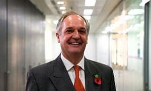 Paul Polman, chief executive of Unilever