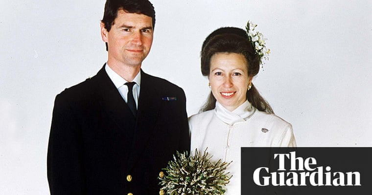 Anne S Wedding: Royal Weddings: In Pictures