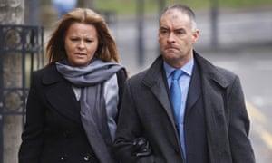 Tommy Sheridan court case