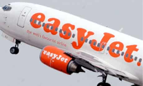 EasyJet is paying out a dividend.