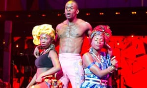 Fela! National Theatre Michael Billington