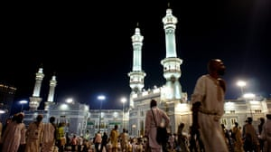 Hajj Pilgrimage: Muslim pilgrims perform the final walk in Mecca