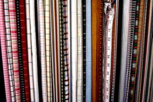 In pictures: material: fabric racks