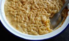 Angela Hartnett rice pudding