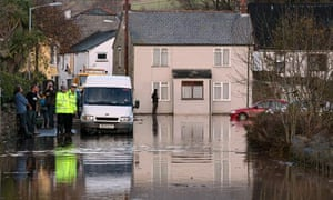 Cornwall flooding