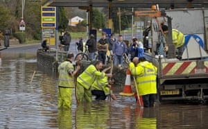 Cornwall Floods Update: Flooding in Cornwall