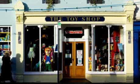 The Toy Shop has reopened in Cockermouth town centre, where floodwater reached almost head-height