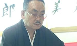 Top Japanese yakuza Takayama Kiyoshi