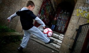Statistics Suggest Poverty Is A Major Issue For Scottish Children