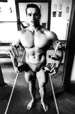 Arnold Schwarzenegger : Arnold Schwarzenegger In Munich, Germany 1967