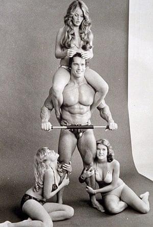 Arnold Schwarzenegger : Arnold Schwarzenegger