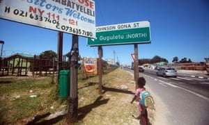 Anni and Shrien Dewani were carjacked in Gugulethu, near Cape Town