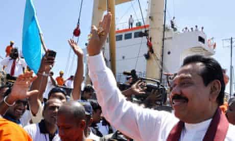 Sri Lanka port chinese aid