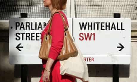 Civil service, Whitehall