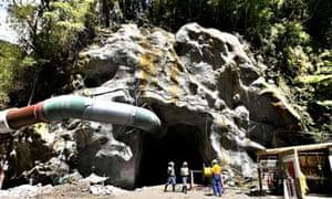 Pike River Coal Mine New Zealand