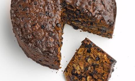 Dan Lepard S Burnt Caramel Christmas Cake