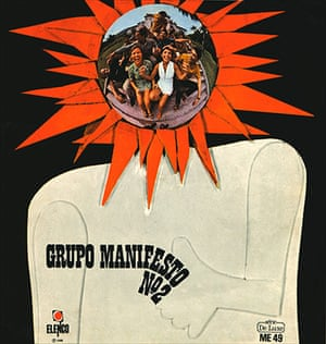 Bossa Nova: Grupo Manifesto, No.2, 1968