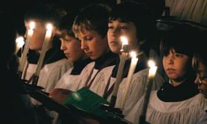 Carols at Durham Cathedral