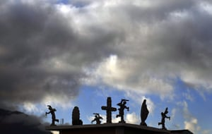 All Saints: Day of the Dead in Santiago Sacatepequez