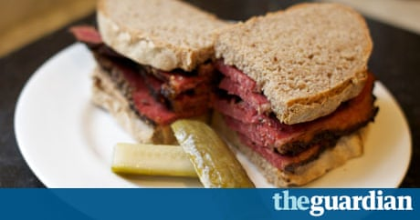 A deli in your kitchen life and style the guardian for What to do with salt beef