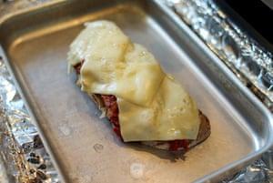 Making salt beef: Salt beef 6