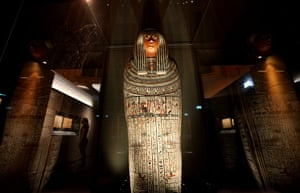 Book of the Dead: The coffin of Pasenhor, an influential member of the Libyan Meshwesh tribe
